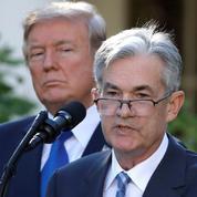 La Fed résiste à Trump et relève son taux