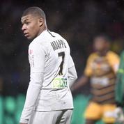 Kylian Mbappé, sportif le plus médiatisé en France en 2018