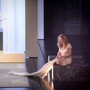 Hamlet prend la clé des chants de l'Opéra-Comique