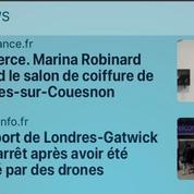 Un salon de coiffure breton se retrouve en une d'Apple News