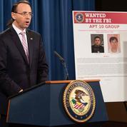 Les États-Unis inculpent deux hackers chinois pour des attaques contre 12 pays