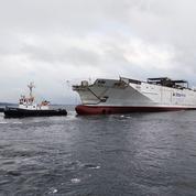 Un premier ferry français propulsé au gaz naturel liquéfié