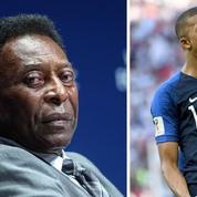 Le beau message de Pelé pour les 20 ans de Kylian Mbappé