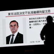 Carlos Ghosn: trente jours de bras de fer avec la justice japonaise