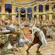 Les secrets de la salle à manger de Néron
