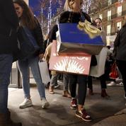Une deuxième vague de dépenses attendue après Noël