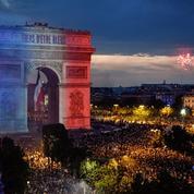 Guillaume Tabard : «De l'Arc de triomphe à la Concorde, lieux emblématiques de la joie ou de la colère»