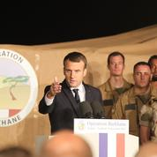 Emmanuel Macron de retour au Sahel