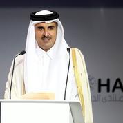 Qatar: derrière le jeune émir, l'ombre du père Hamad