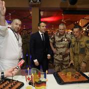 Emmanuel Macron va réveillonner avec les troupes au Tchad