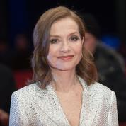Isabelle Huppert choisie comme égérie de la prochaine cérémonie des César
