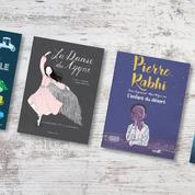 Cadeaux de Noël: notre sélection de livres à offrir aux enfants