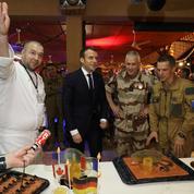 Le menu du dîner de Noël que Macron va prendre avec les militaires de Barkhane au Tchad