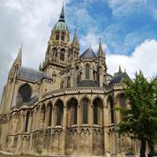 Une découverte exceptionnelle dans la cathédrale de Bayeux