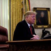 Trump menace de faire durer le «shutdown»