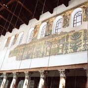 À Bethléem, la basilique de la Nativité redécouvre son septième ange