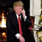 La fillette de 7 ans croit toujours au Père Noël malgré ce que lui a dit Donald Trump