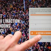 Climat : une pétition contre l'État mobilise 2 millions de signataires