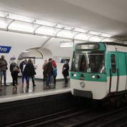 Les transports publics gratuits en Ile-de-France la nuit du 31 décembre