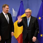 En froid avec Bruxelles, la Roumanie prend la tête de l'UE