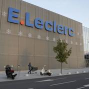 Leclerc accélère son offensive pour s'imposer à Paris