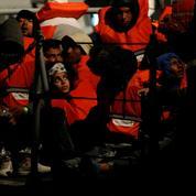 La France «prête» à accueillir une partie des migrants bloqués près de Malte