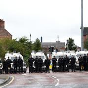 Brexit: 1000 policiers anglais et écossais se préparent à être déployés en Irlande du Nord