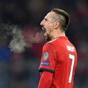Le Bayern met Ribéry à l'amende après ses insultes sur les réseaux sociaux