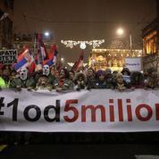 En Serbie, la mobilisation contre le président Vucic prend de l'ampleur