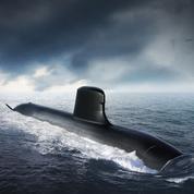 Dans l'incroyable caverne des sous-marins nucléaires Barracuda