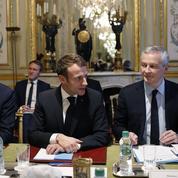 Avec le «grand débat national», l'exécutif ouvre la boîte de pandore des hausses d'impôts