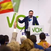 En Espagne, pas de «cordon sanitaire» contre Vox