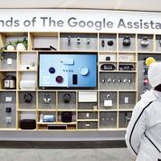 À Las Vegas, Google mise gros sur les assistants vocaux