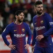 Avec Messi, Piqué veut faire d'un club andorran le Monaco de la Liga