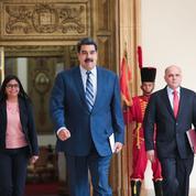 Au Venezuela, Maduro rempile pour une présidence solitaire