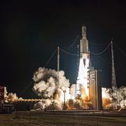 Arianespace a contré l'américain SpaceX en 2018