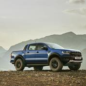 Ford Ranger Raptor, le pick-up roule des mécaniques