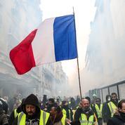 Jérôme Sainte-Marie : «Pourquoi les Gilets jaunes profitent plus à Le Pen qu'à Mélenchon»
