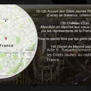 «Gilets jaunes» : un appel à manifester à Bourges prend de l'ampleur