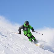 Skier sans se mettre sur les genoux