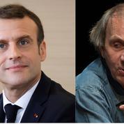 Macron face à Houellebecq : le despote et le gilet jaune