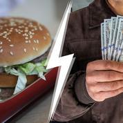 Le Big Mac met en lumière la surévaluation du dollar