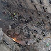 Explosion à Paris : quatre personnes tuées, les images du drame