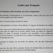La lettre aux Français d'Emmanuel Macron déjà critiquée