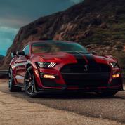 Ford Mustang Shelby GT500 : la morsure du cobra