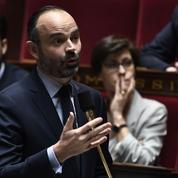 Pour Édouard Philippe, le débat doit «répondre à une crispation»