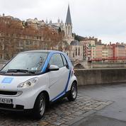 Autopartage: Car2go débarque à Paris