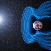 Le pôle nord magnétique se déplace de façon étrange