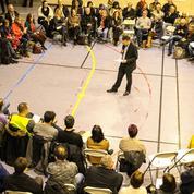 Dans l'Ouest lyonnais, une consultation calme et constructive pour débuter le grand débat