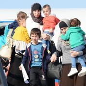 Le difficile retour des fils de djihadistes russes
